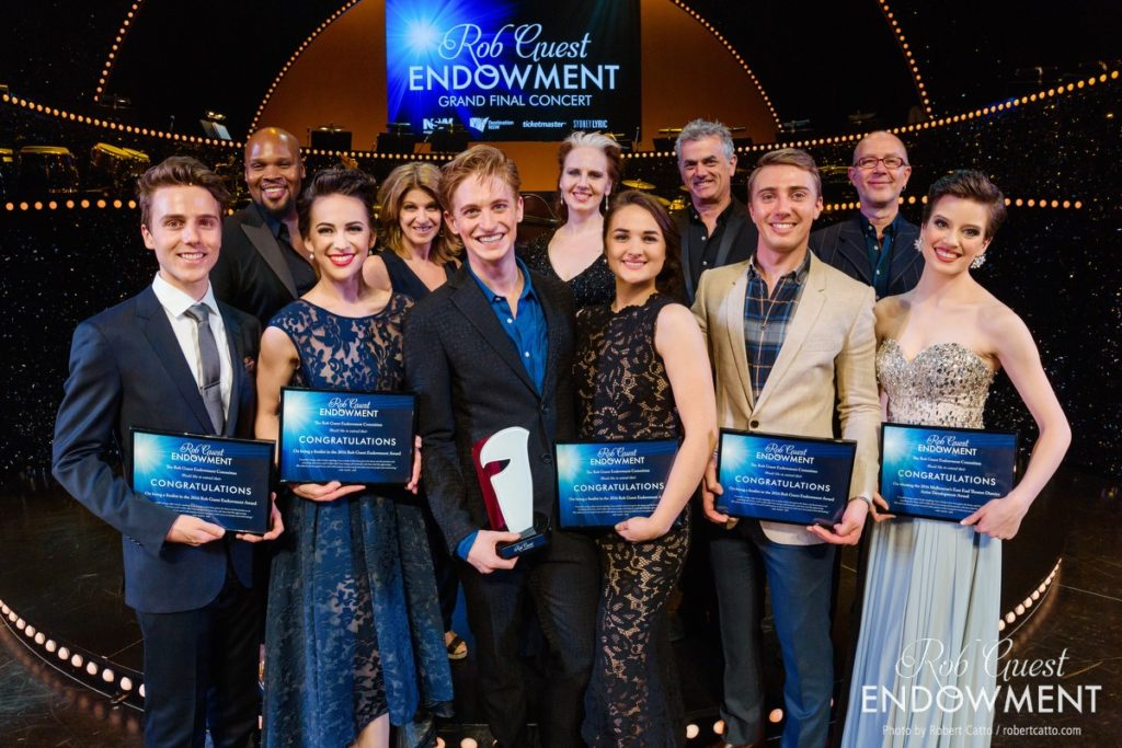Rob Guest Endowment Gala 2016